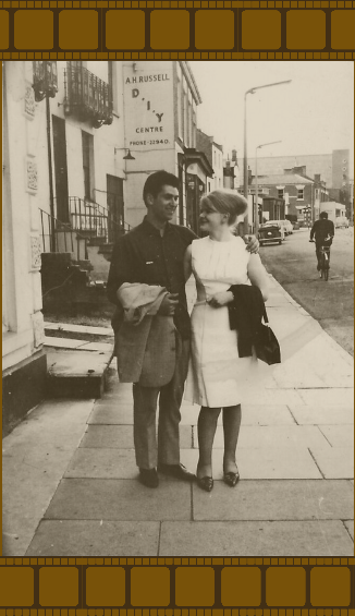 Look ...Mum & Dad 1962 Casa Valle No 44 Clarendon Street - Is this meant to be?