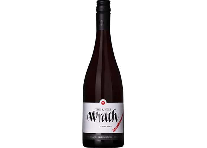 Red: The King's Wrath Pinot Noir